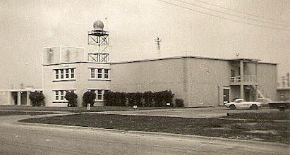 Photo: Ground Training Building '68