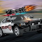 Police Shooting car chase 1.4 Apk