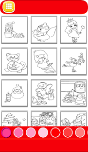 Download Coloriage Noel For PC Windows and Mac apk screenshot 1