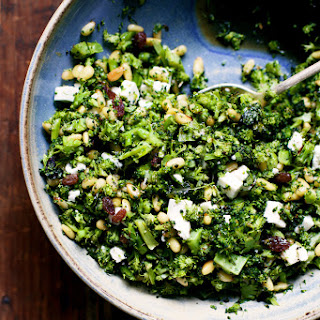 Broccoli Pine Nuts And Raisins Recipes
