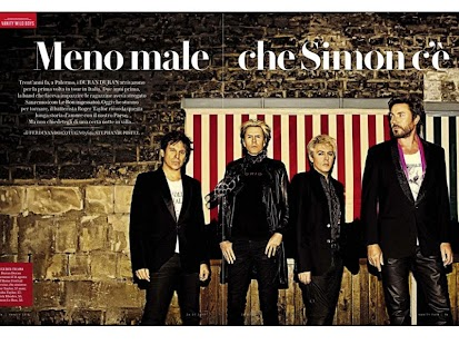 Vanity Fair Italia- screenshot thumbnail