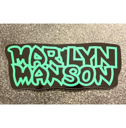Marilyn Manson - Klistermärke