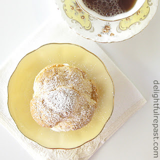Vanilla Pastry Cream - Creme Patissiere