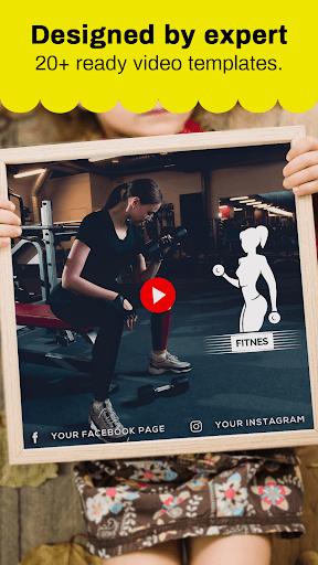 Marketing Video, Promo Video & Slideshow Maker 28.0 screenshots 5