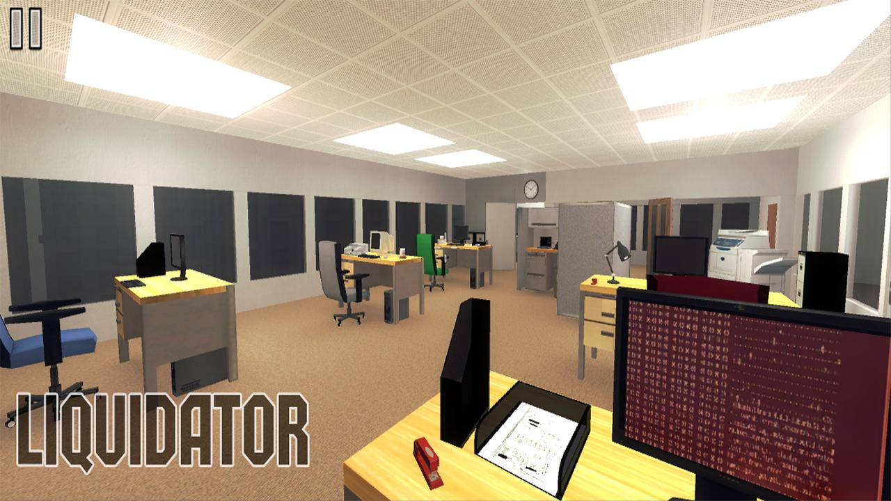 Liquidator- screenshot