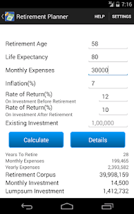 yearly expenses calculator