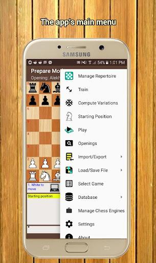 Chess Trainer Free - Repertoire Builder moddedcrack screenshots 8