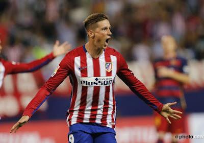 OFFICIEEL: Clubmonument Fernando Torres blijft Atlético Madrid trouw