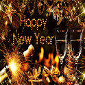 Happy New Year LWP2 icon