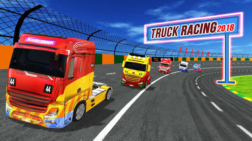 Truck Racing 2018 1.5 gameplay | by HackJr.Pw 18