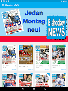 Eishockey News – Miniaturansicht des Screenshots