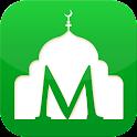 With Muslim-Quran Qibla Halal icon
