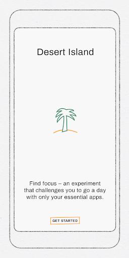 Desert Island screenshot 1