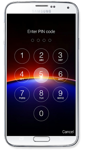 Pin Lock Screen 2.8.1 screenshots 2