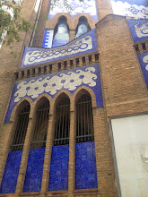 Photo: The old bull fighting arena - now closed