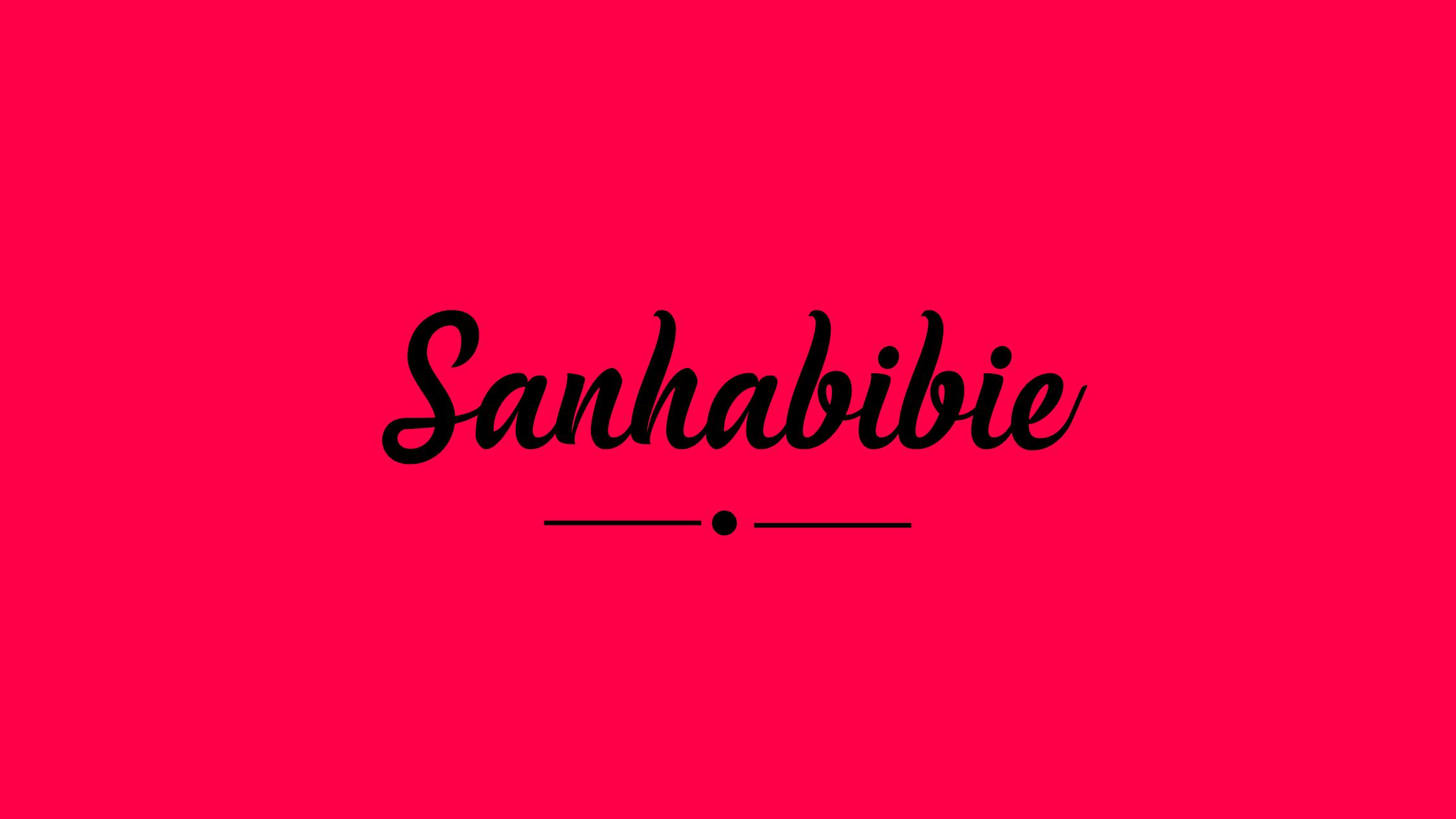 sanhabibie