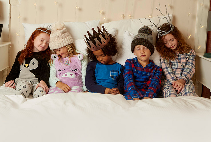 Our top pyjama picks for kids will keep them cosy and warm