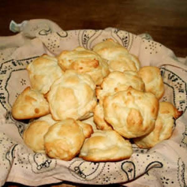 Mayonnaise Biscuits Recipe