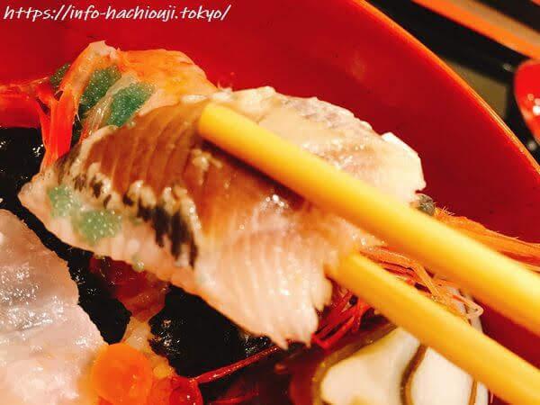 福梅 海鮮丼
