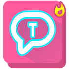 Teen Chat for Teenagers icon