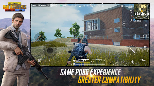 PUBG MOBILE LITE  captures d'écran 2