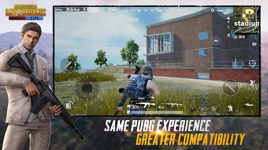 PUBG MOBILE LITE 0.21.0 Apk [For Mid Range Android Devices] 2