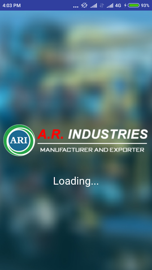 A.R. Industries- screenshot