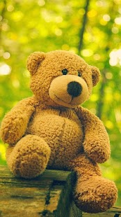 Teddy Bear Live Wallpaper- screenshot thumbnail