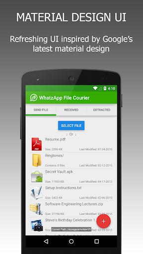 WFS: WA File Sender Ad Free