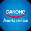 Alimenta Sonrisas de Danone icon