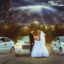 Wedding photographer Boris Medvedev (borisblik). Photo of 12.08.2015