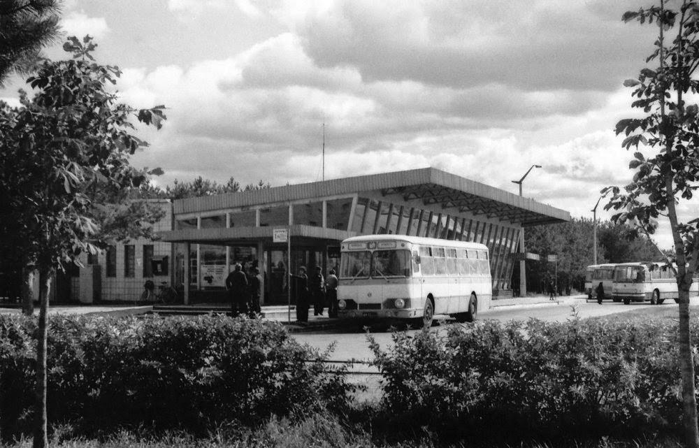 Автовокзал, Припять