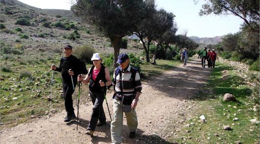 Los senderistas conocerán la Alpujarra