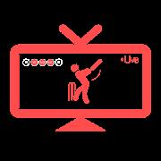 Cricky : Cricket Live Score  Icon