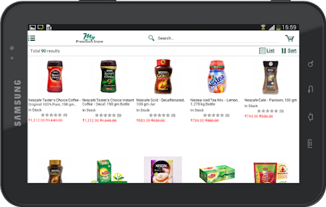 My Provision Store Grocery App screenshot 10