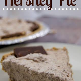 Hershey Pie.