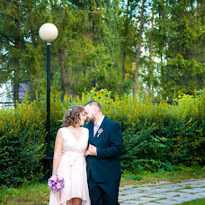 Wedding photographer Ekaterina Deputatova (katepetra). Photo of 24.06.2017