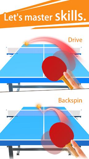 Table Tennis 3D Virtual World Tour Ping Pong Pro 1.2.3 screenshots 3