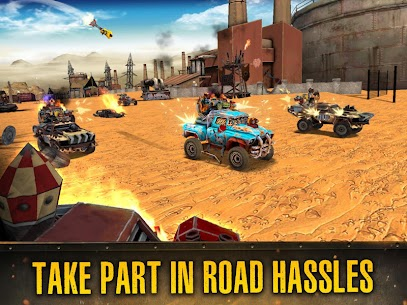 Dead Paradise: The Road Warrior 1.1.4 MOD (Unlimited Money) 1