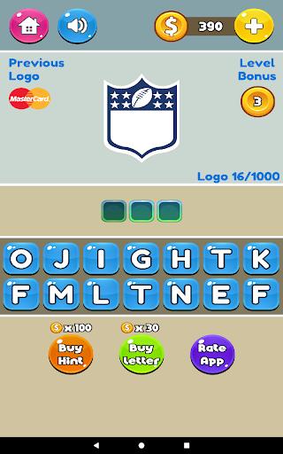 Logo Quiz - Fun Quizzes 3.4 screenshots 6
