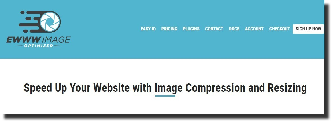EWWW Image Optimizer plugin best free wordpress plugins