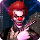 Killer Clown Vegas City Real Gangster