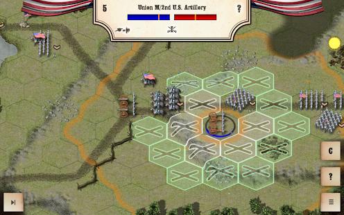 Civil War: Bull Run 1861 Screenshot