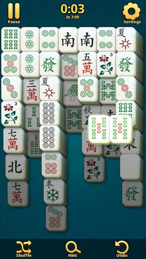 Mahjong Solitaire Classic : Tile Match Puzzle 1.10.12 screenshots 2