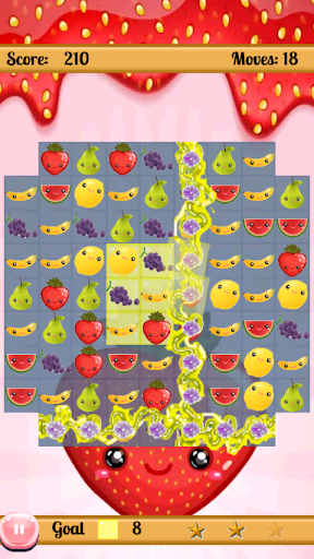 Fruit Jam Crush