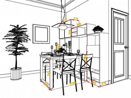 thiết kế nội thất phòng cách siêu đẹp