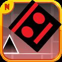 Geometry ninja dash icon