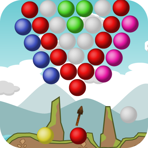 Bubble Shooter 解謎 LOGO-玩APPs