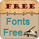 Free Fonts 3 icon