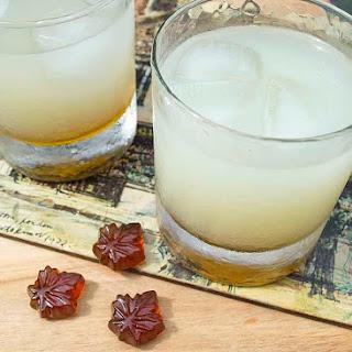 Sweet Maple Lemonade.